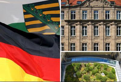 Vertretung des Freistaates Sachsen beim Bund