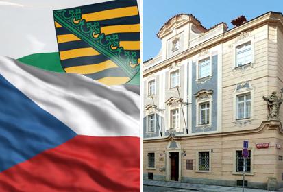 Verbindungsbüro des Freistaates Sachsen in Prag