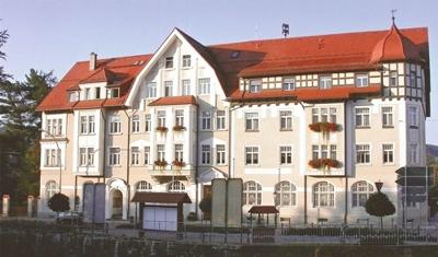 Rathaus der Stadt Olbernhau