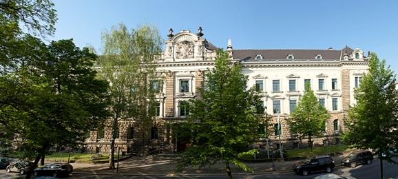 Gebäudes des Justizministeriums