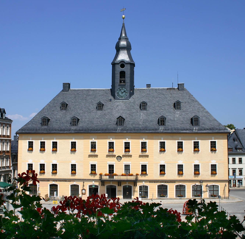 Rathaus Annaberg