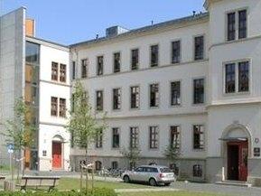 Amtsgericht Dresden, Olbrichtplatz
