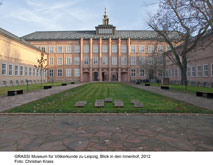 Staatliche Ethnographische Sammlungen Sachsen, GRASSI Museum für Völkerkunde zu Leipzig