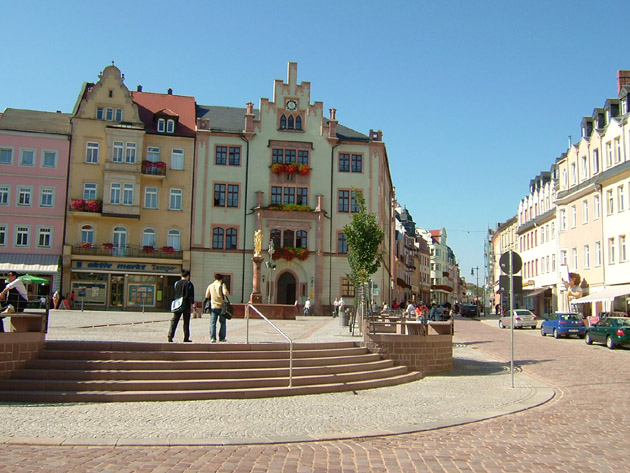 Rathaus Mittweida