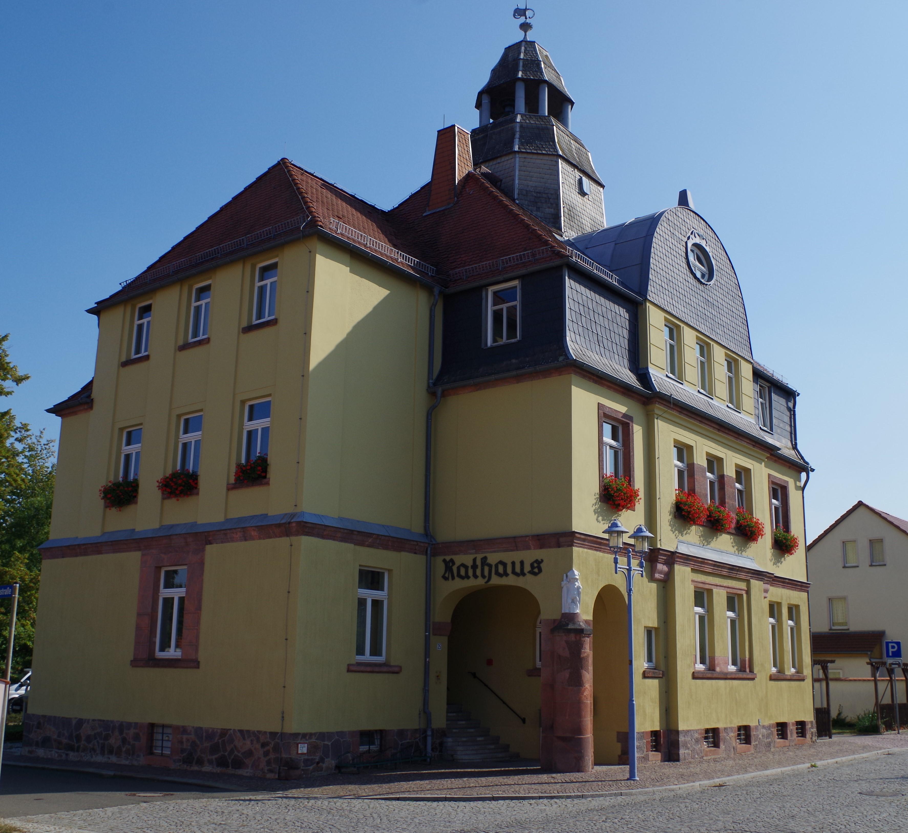 Rathaus Regis-Breitingen