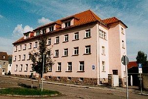 Amtsgericht Döbeln, Zweigstelle Hainichen, Friedelstraße