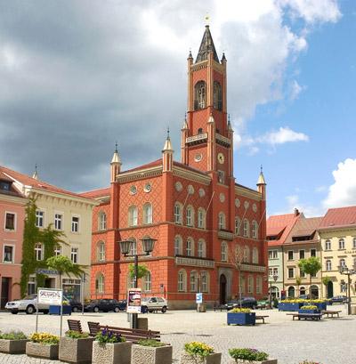 Große Kreisstadt Kamenz