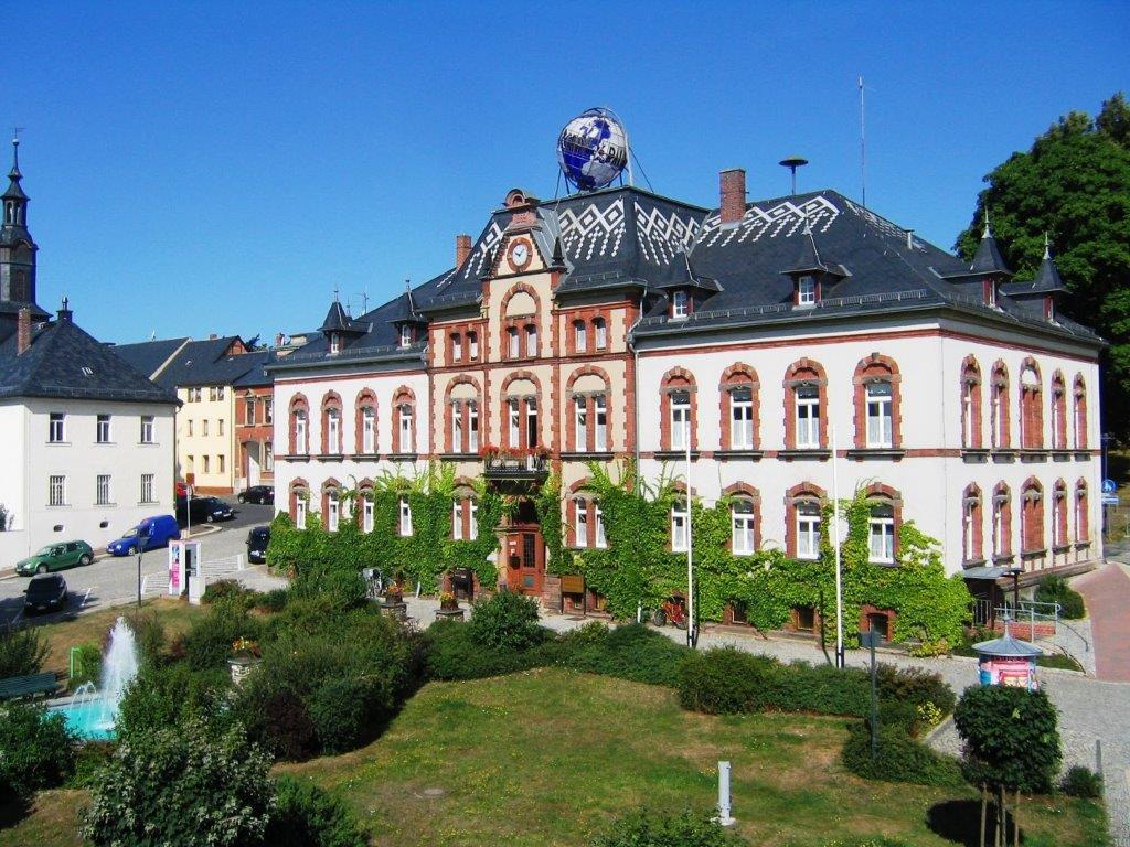 Rathaus Pausa