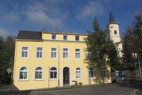 Ansicht Gemeindeamt Bobritzsch-Hilbersdorf