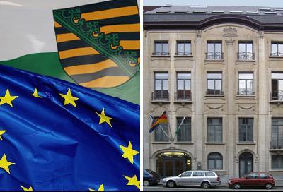 Verbindungsbüro des Freistaates Sachsen in Brüssel