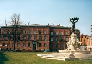 Landgericht Görlitz mit Außenkammern Bautzen